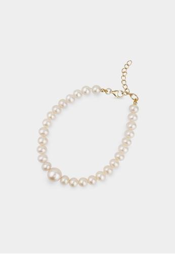 monojewelry EFFERVESCENCE PEARL BRACELET B77FCAC7D5CBCBGS_1