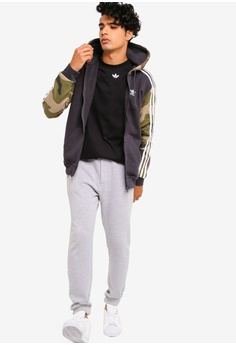 newest ba2fc 7639c adidas adidas originals camouflage hoodie S  120.00. Sizes XS S M L. adidas  black adidas essentials motion pack track jacket 4A449AAD364981GS 1