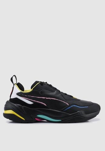 db2d75707f Puma Select black PUMA x BRADLEY THEODORE Thunder Sneakers  889E3SH75859A2GS 1