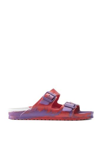 Birkenstock purple Arizona EVA Sandals 8F65FSH2213C38GS_1