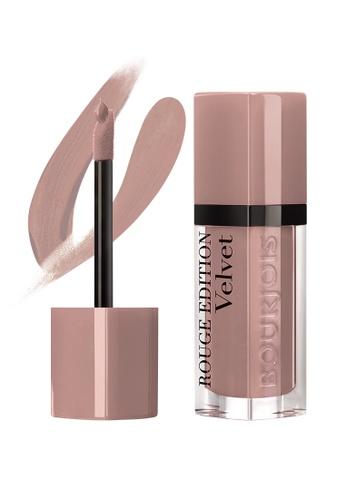 BOURJOIS beige Bourjois Rouge Edition Velvet Lipstick #27 Café Ole! (Sept 21 onwards) 80128BEE5209DEGS_1