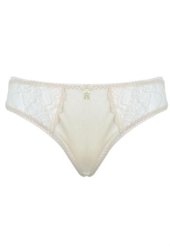 Cynthia beige Cynthia-Midi Panty with Lace-Beige CY646US94YZLID_1