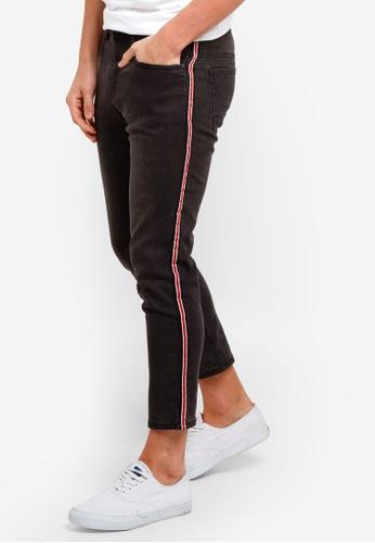Cotton On 黑色 修身牛仔褲 34A6DAA127DC1DGS_1