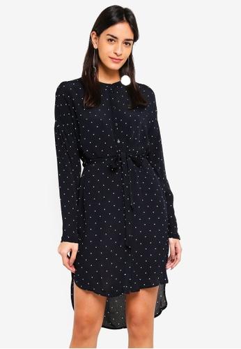 Vero Moda black Zilia Dress 118D8AA2B62667GS_1