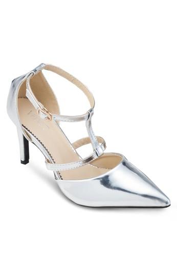 Jennie 尖頭多帶高跟esprit女裝鞋, 女鞋, 鞋