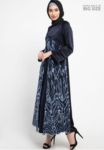 Cardinal navy Femme-Long Gamis 0D8EDAAF5CB750GS_1