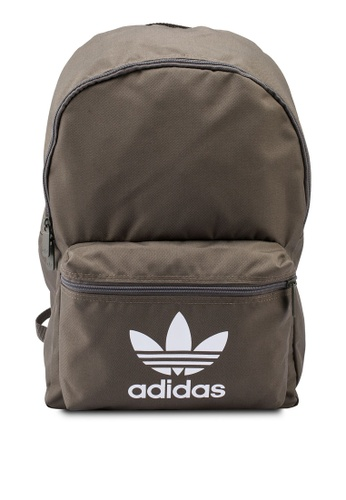 ADIDAS green adicolor classic backpack 8A2CFACB8E20B3GS_1