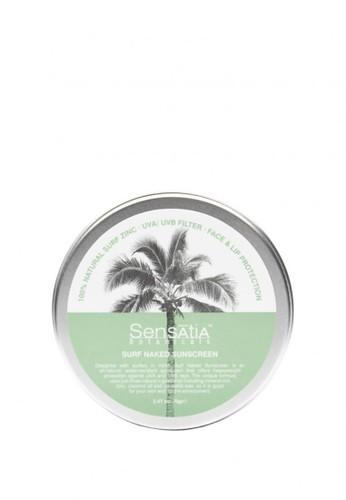 Sensatia Botanicals n/a Sensatia Botanicals Surf Naked Sunscreen - 70 gr F038DBE6FC377DGS_1