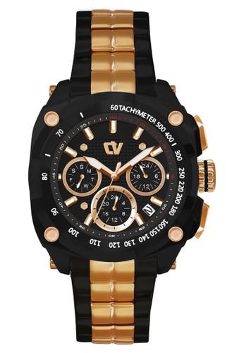 Christ Verra black Sporty Women's Watches CV C 71094L-18 BLK A7DF4AC2ABF4DEGS_1