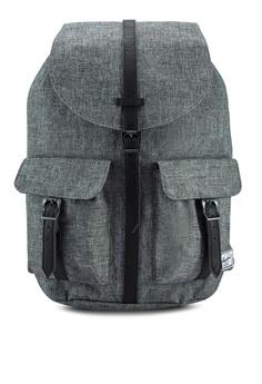 a33ab0db0bc Herschel grey Dawson Backpack HE114AC16YXRMY 1