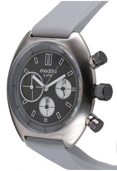 89925da47474 Massa Collections Vigo Grey Silicon Sporty Watch RM 550.00. Sizes One Size