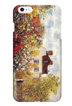 Painted Garden Matte Hard Case for iPhone 6 Plus