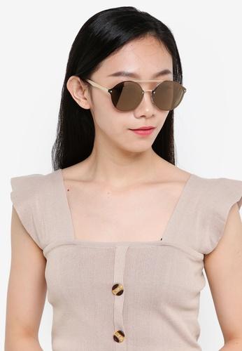 ALDO brown Sycien Sunglasses C6085GL69754E8GS_1