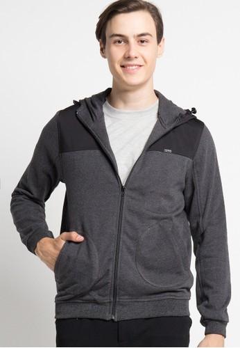 Cressida black Knitting Regular Jacket CR235AA01SSKID_1