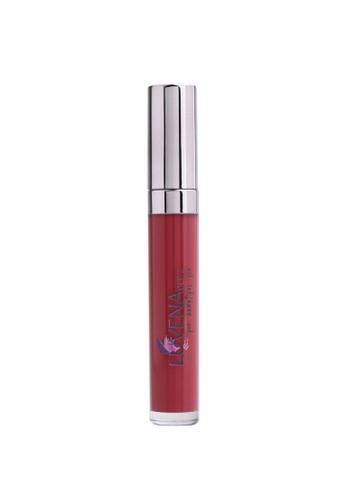 Luvena Glitz Cosmetic red and silver Luvena Glitz Lipcream Bloody Flower 86AAFBE88ECE6CGS_1