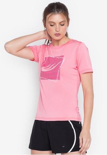 World Balance pink Active Tee 15 5B65EAABE10604GS_1