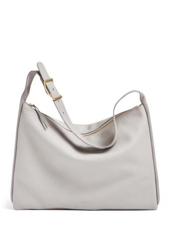 SKAGEN white Skagen Anesa - Leather - Shoulder Bag - Tas Skagen Wanita - SWH0215052 B7623AC67417B9GS_1