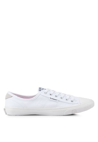 Superdry white Low Pro Sneakers AEF92SHB643044GS_1