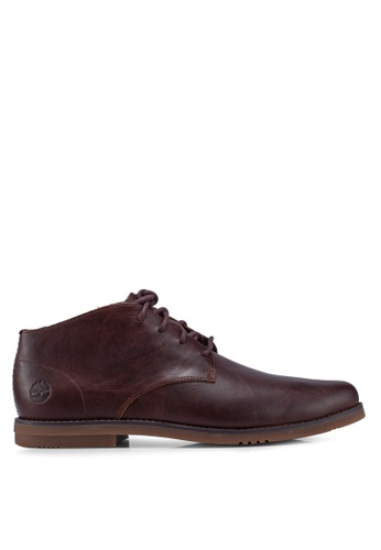 Timberland brown Yorkdale Chukka Shoes 2469ASHF8C6DD6GS_1