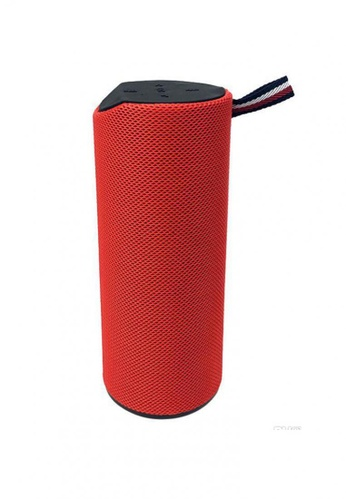 Stylebox red JC-180 Circular Portable Outdoor Bluetooth Speaker F260AACA2C0F38GS_1