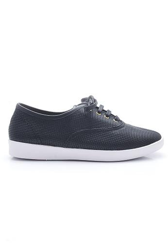 Elisa Litz black Louey Sneakers (Black) EL365SH0GMAUSG_1