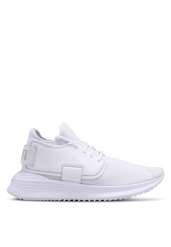 Puma white Tsugi-Mi Monolith Shoes PU549SH0SWEDMY_1
