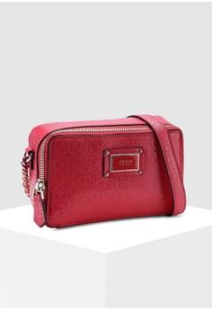 f1b8946f1123 23% OFF Guess Shannon Mini Crossbody Camera Bag HK$ 699.00 NOW HK$ 537.90  Sizes One Size