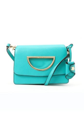 Samantha Thavasa blue Samantha Thavasa Violet D Corey Leather Bag (S) 92655ACE30FD09GS_1