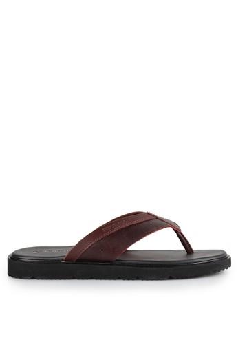 Pakalolo Boots red Sandals & Flip Flops PA409SH0VCNEID_1