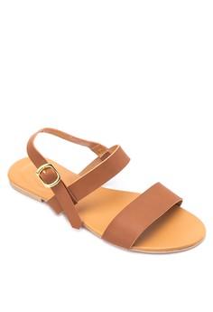 Jesse Flat Sandals