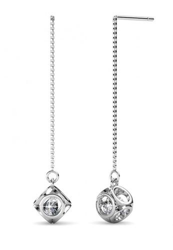 Her Jewellery silver Her Jewellery Penelope Earrings with 18K Gold Plated HE210AC29IPISG_1