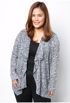 Charlotte Jacket Plus Size