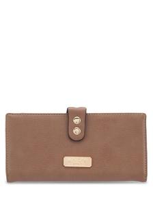 Faux Leather Bi-Fold Long Ladies Wallet 60AA8AC5A5B1EFGS 1 8302c63bc7
