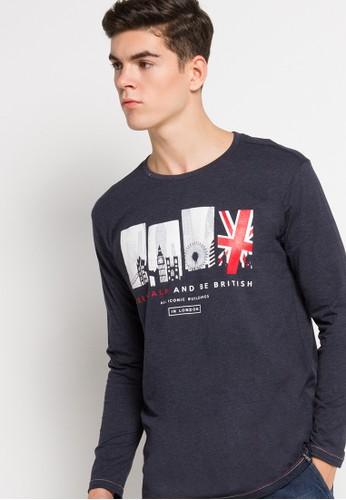X8 navy Nehemiah T-Shirt X8323AA16JVBID_1