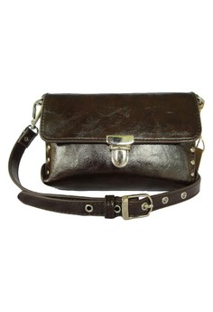 Versatile Sling and Clutch Bag In One