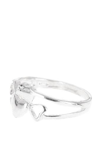 JEWELCITI silver Marga Silver Ring CBE2FACEDE349FGS_1