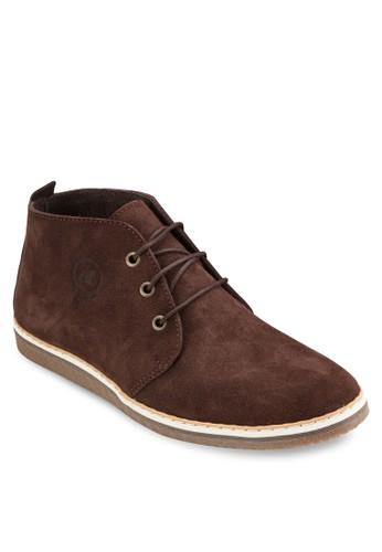 麂皮esprit鞋子平口靴, 鞋, 鞋