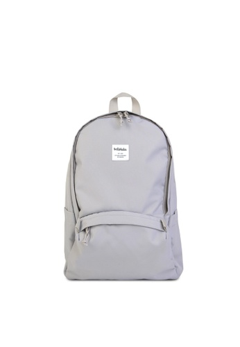 Hellolulu grey Dani - The Campus Backpack C5DE7AC74B9BB7GS_1