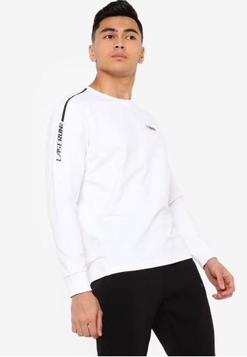 361° white Running Series Sweater F5CDAAA0E1FD38GS_1
