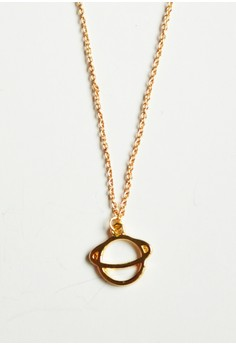 Planet Necklace - GOLD