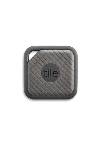 Tile grey Tile Pro Series Sport Retail 1 Pack - GRAY 7F6C5AC473B904GS_1