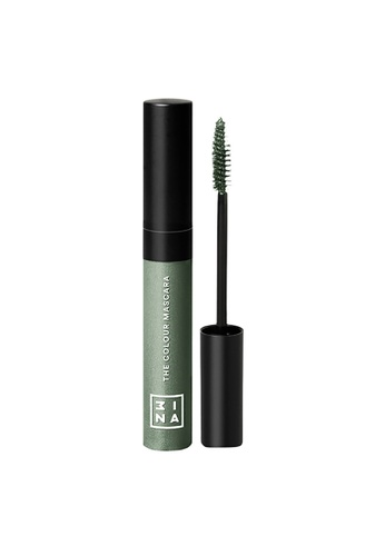 3INA green The Color Mascara 106 Green 22400BE1CA0E10GS_1