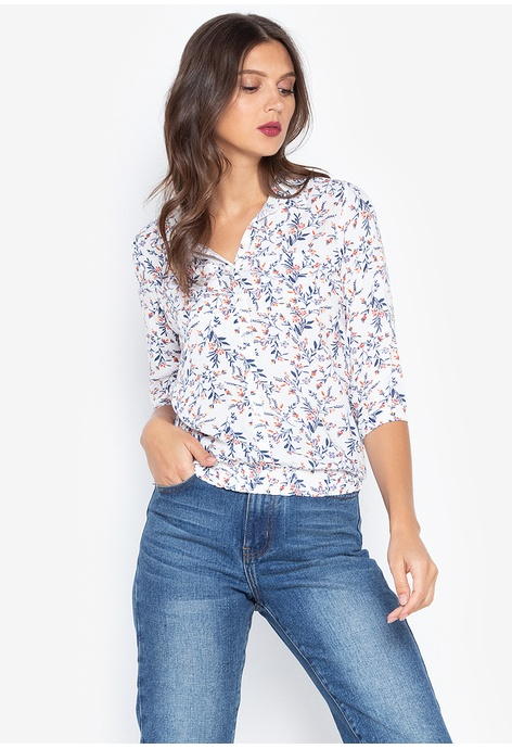 6ff83a5c Shop Crissa Shirts for Women Online on ZALORA Philippines