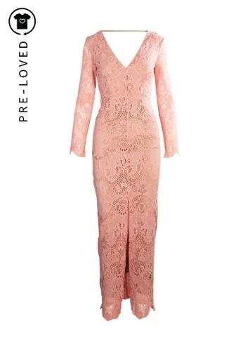 Winona pink Pre-Loved winona Harper Maxi Dress Pink 22A5DAA5E89FF3GS_1