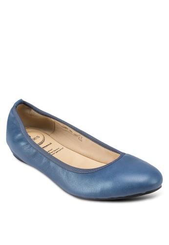 Auroradl esprita 簡約圓頭平底鞋, 女鞋, 鞋
