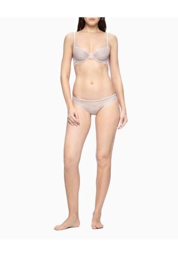 Calvin Klein Calvin Klein Women CK Black Wave Lace Bikini QF5882ADTY1 9455BUSF150144GS_1