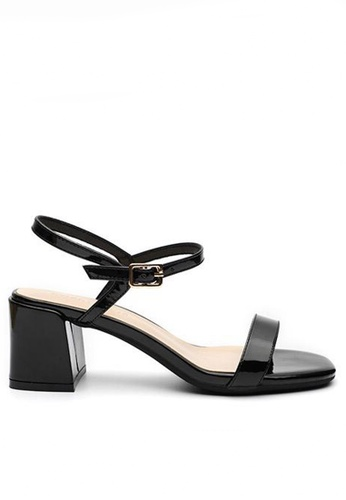 Twenty Eight Shoes 粗跟幼帶涼鞋1800-3 9A1BBSH90E788AGS_1