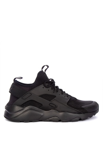 Nike black Nike Air Huarache Run Ultra Shoes 810C6SHAAEB9BDGS_1