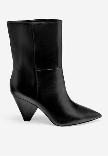 ASH black Doll - Black Ankle Boots 1F44BSHD50C5C5GS_1