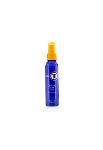 It's A 10 IT'S A 10 - Miracle Shine Spray 118ml/4oz 239B6BE0F3EE04GS_1